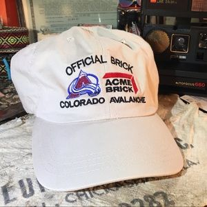 Acme Brick Official Brick Colorado Avalanche Hat